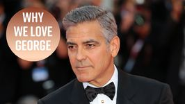 George Clooney's Cutest Quotes From His New Interview