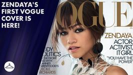 Everything To Know About Zendaya's First Vogue Cover