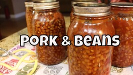 How To Home Can Pork And Beans