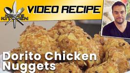 How To Make Dorito Chicken Nuggets