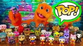 FNAF Star Wars Disney Ducktales And Harry Potter Funko POP Collection - Funko Pop Movie DCMarverse