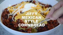 Jiffy Mexican-Style Cornbread
