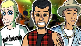 Luis Fonsi Ft Justin Bieber - Despacito - Cartoon Parody