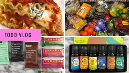 Lasagna Shortcut And What I Eat in a Day