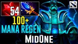 MidOne Storm Spirit 100 Regen Dota 2