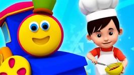 Lets Bake - Kindergarten Videos And Songs For Children