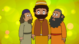 The Story of James the Elder - 12 Disciples of Jesus - Bible Stories for Kids