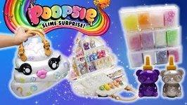 Poopsie Pooey Puitton - Epic Slime Kit! Poopsie Unicorn Slime Surprise Purse