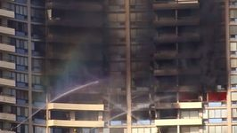 Firefighters Tackle Fatal Waikiki High-Rise Blaze
