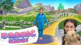 The Wizard of Oz - Yoga Adventure