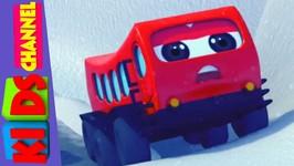 Terre Bus - Snow Bus -  Kids Show for Children - Cartoons