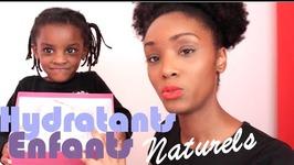 Produits Hydratants Cheveux petite fille  MarciaBloem