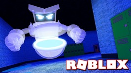 Roblox Adventures - DEFEAT THE TOILET MONSTER IN ROBLOX! - SpoopyPants Adventure Obby