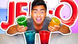 DIY How To Make JELLO CUPS