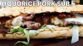 Liquorice Pork Sub