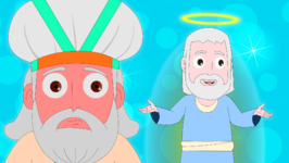 Episode-1-Zecheriah and the Angel  Bible Stories for Kids