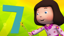 Number Seven - Original Number and Counting songs for Children