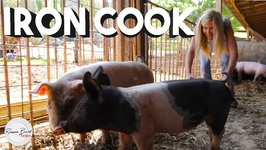 How To Make Pork Chops With An Iron - Iron Cook