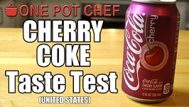 Taste Test - Cherry Coca Cola (USA)