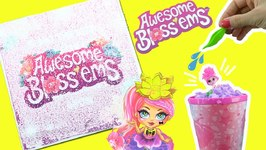 Awesome Bloss'ems Doll Unboxing! Plant, Water, and Grow Dolls