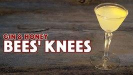 1929 Bees Knees Cocktail Recipe OG Version