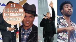 Black Men Dominate 2018 Grammy Nominations
