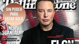 Elon Musk, triste y solo tras separarse de Amber Heard