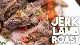 Make The Best Jerk Sauce And Lamb Roast / Easter Special