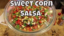 Sweet Summer Corn Salsa