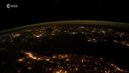 Astronaut Captures Outer Space View of Persian Gulf