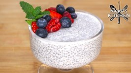 Low Sugar, Low Carb Keto Dessert Or Breakfast Recipe