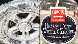 GRIOT'S GARAGE HEAVY DUTY WHEEL CLEANER: Review, How To Use, Full Results - Auto Detailing Video