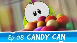 Om Nom Stories- Candy Can -Episode 8 Cut the Rope