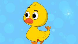 Six little Ducks- Popular Children's Nursery Rhymes
