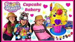 Squinkies Toy Cupcake Bakery for Kids