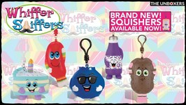 Whiffer Squishers Series 3 Reveal