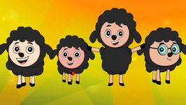 Baa Baa Black Sheep - Children's Popular Nursery Rhymes