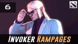 Dota 2 Invoker Rampages Ep. 6