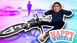 DON'T TRUST ME WITH A BICYCLE - Happy Wheels No. 12