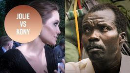 Angelina Jolie Was Game To Capture A War Lord