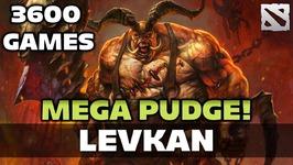 Levkan MEGA PUDGE 3600 GAMES Dota 2