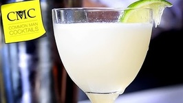 Easy Rum Drink- Celery Daiquiri -National Celery Month