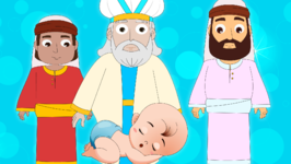 Episode-2-The Birth of John the Baptist  Bible Stories for Kids