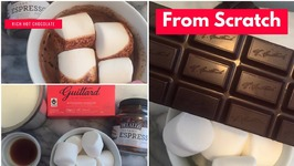 Easy Hot Chocolate From Scratch