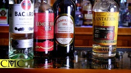 Understanding Rum Brands, Styles And Islands For Tiki Drinks