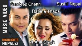 Selfie Queen - New Nepali Modern Song 2017/2074 - Rabina Thapa Ft. Anil Singh