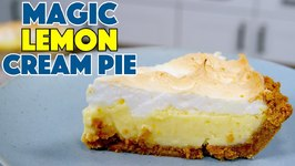 1930 Magic Lemon Cream Pie