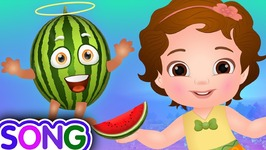 Watermelon Song- Single-  Learn Fruits for Kids  Educational Songs and Nursery Rhymes