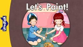 ai' words - Let's Paint - Level 3