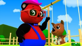 Baby Bao Panda This Old Man - Song For Childrens - Kindergarten Nursery Rhyme